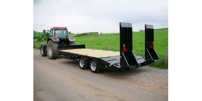 Agricultural Low Loader Trailers