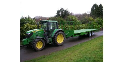 Agricultural Bale Trailers