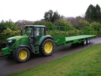 Predator - Agricultural Bale Trailers