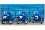 Submersible Fish Friendly Axial and Bowl Pumps