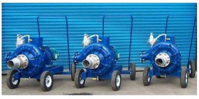 Hidrostal - Model F-Type - Eel & Fish Transfer Pumps