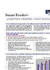 Smart Feeder - Feed/Livestock Inventory Records Software Brochure