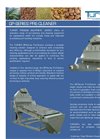 Turner - Model GP Series - Pre-Cleaners System - Datasheet