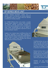Turner - Model GP Series - Sieve Unit - Datasheet