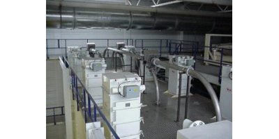Grain & Seed Cleaners Process Equipment
