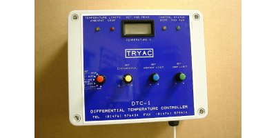 Model DTC-1 - Differential Temperature Controller