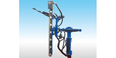 Model BF Series - Vertical Bar Two Blade Vine Trimmer