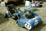 BLM - Hayter Racing Mower