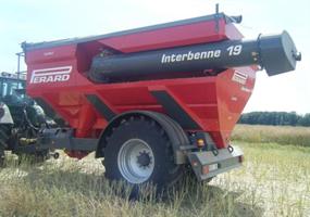 Interbenne - Model 19 - Harvester
