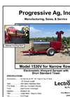 Model 1530V - Electrostatic Vineyard Sprayer - Brochure