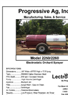Model 1540 with Fruit Tower - Electrostatic Orchard Sprayer - Brochure