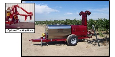 Progressive - Model 1530V - Electrostatic Vineyard Sprayer