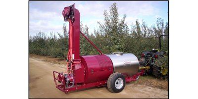 Model 1540 with Fruit Tower - Electrostatic Orchard Sprayer