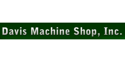 Davis Machine Shop, Inc.