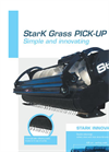 Grass Pick-Up Machine Brochure