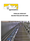 Parallel Milking Parlour- Brochure