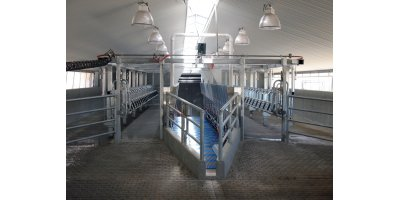 Parallel Milking Parlour