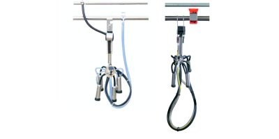 Pipeline Milking System