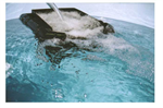 Aquacube - Aquaculture Aeration and Cleaning System for Aquaculture Tanks