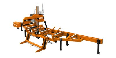 Wood-Mizer - Model LT20 Series - Professional Sawmills