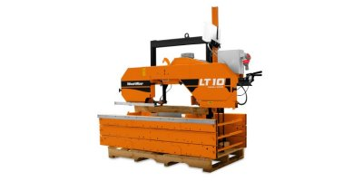Wood-Mizer - Model LT10 - Compact Sawmill