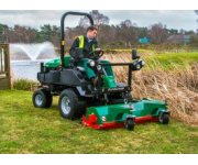 Out front mower - ideal for both long grass and sports turf