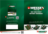 Wessex CRX MultiCut Mowers Brochure