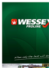 Wessex ProLine Brochure