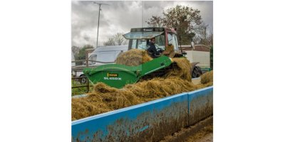 Model SL-450X - Mounted Chain Driven Bale Feeder