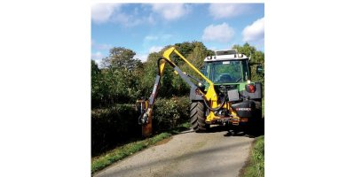 Model T500G & TPE600 - Hedge Cutters