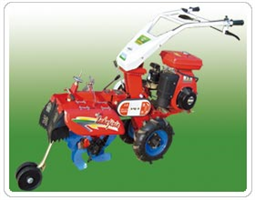 Model 3WG-6YP - Garden Multifunction Machine (Ditcher & Hiller)