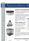 Shepherd Aquaculture Mesh Brochure