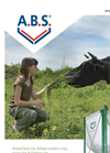Feed Silos for Farm Animals Brochure