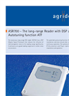 Model ASR700 - Stationary Long Range Reader Brochure