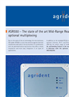 Model ASR550 - Stationary ISO Readers Brochure