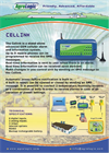 Cellink - Model 3G - Cellular Alarm System Brochure