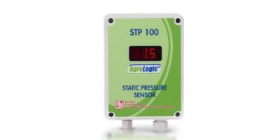 STP - Model 100 - Poultry Climate Highly Sensitive Static Pressure Sensor