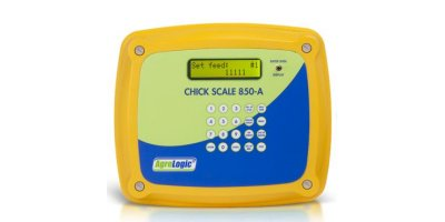 Chick Scale - Model 850 - Automatic Bird Weighing System