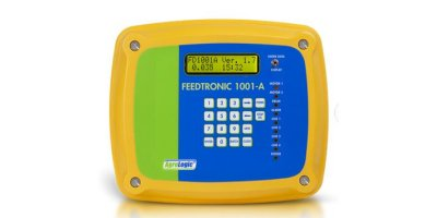 FeedTronic - Model 1001-A - Electronic Livestock Feed Weighing System