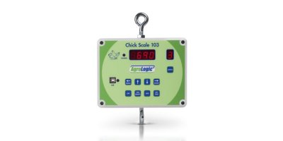Chick Scale - Model 103 - Manual Poultry Weighing Scale