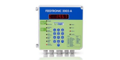 FeedTronic - Model 2002-A - Electronic Poultry Feed Batch Weighing System