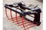 Manure/Silage Forks Complete With Power Grab