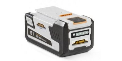 Alpina - Model BT 2048 Li - Lithium Battery