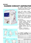 SCA - Closed Circuit Aspirator Brochure