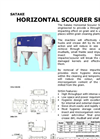 SHSA - Horizontal Scourer Brochure