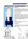 VTA20 Abrasion Machine Brochure
