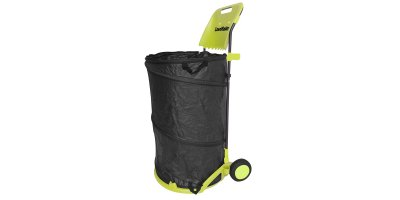 Model LB32W - Bag-It 32 Gal Portable Yard Collection Cart