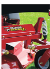 Ferris - Model F160Z Series - Zero Turn Lawn Mower Brochure