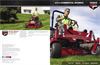 Model Z2 - Soft Ride Stand On Mowers- Brochure