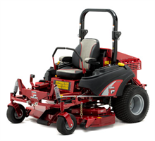 Model IS5100Z - Full-Sized Zero-Turn Mowers